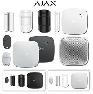 Внешний вид устройств AJAX