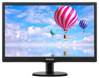"PHILIPS 203V5LSB26 (10/62) 19.5"" черный"