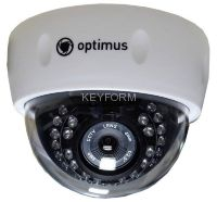 Купольная IP-камера Optimus IP-E021.3 (3.6) AP