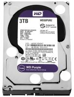 HDD 3000 GB (3 TB) SATA-III Purple (WD30PURZ)