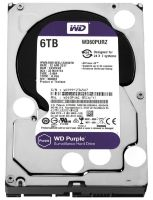 HDD 6000 GB (6 TB) SATA-III Purple (WD60PURZ)