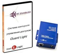 СКУД IronLogic Комплект Guard Light - 10/250 IP (WEB)