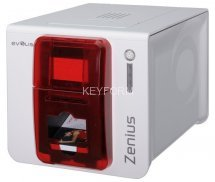 Evolis ZN1H0000RS Zenius Expert, USB & Ethernet
